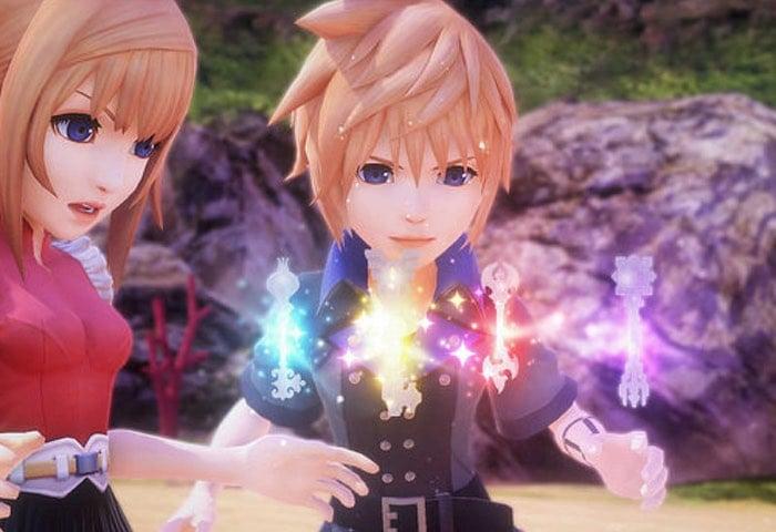 New World of Final Fantasy Trailer