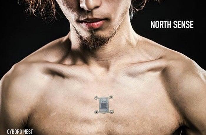 North Sense Compass Implant