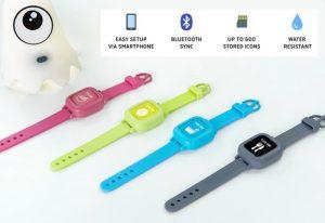 Octopus Smartwatch For Kids (video)
