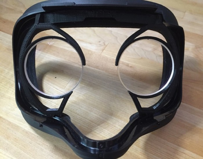 Oculus Rift CV1 Prescription Lens Adapter