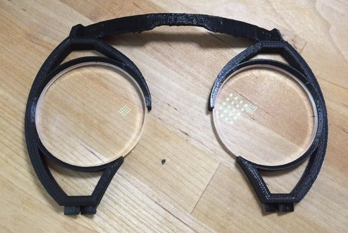 Oculus Rift CV1 Prescription Lens Adapter