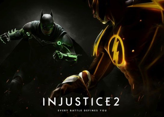 Official Injustice 2 Gameplay Trailer