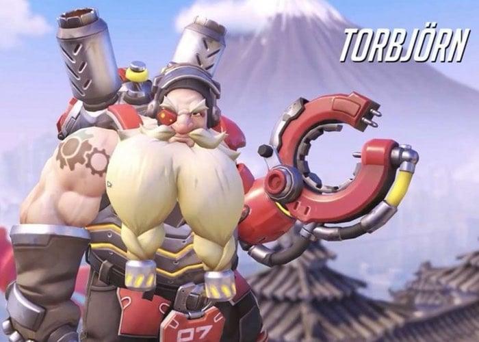 Overwatch Torbjorn Turrets Being Nerfed