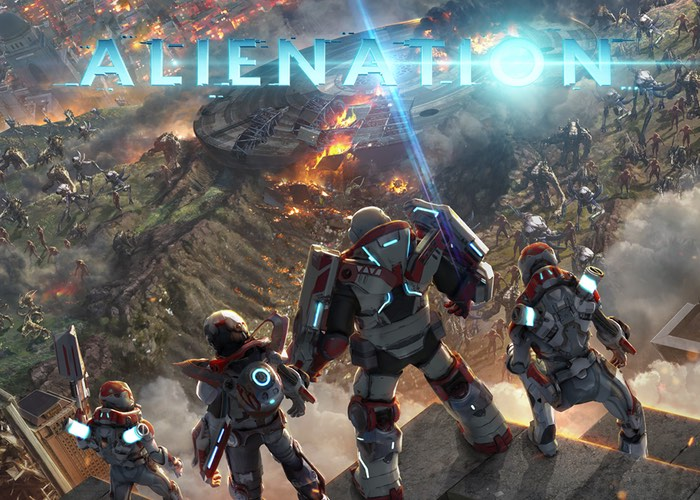PS4 Alienation Update