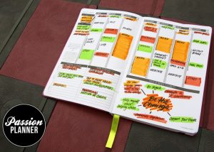 """Passion Planner Takes To Kickstarter Once Again To """"Be The Change"""" (video)"""