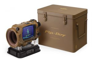 Pip-Boy Deluxe Bluetooth Edition Now Available To Pre-Order For $350 (video)