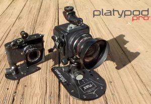 Platypod Pro Max Versatile Mini Camera Tripod (video)