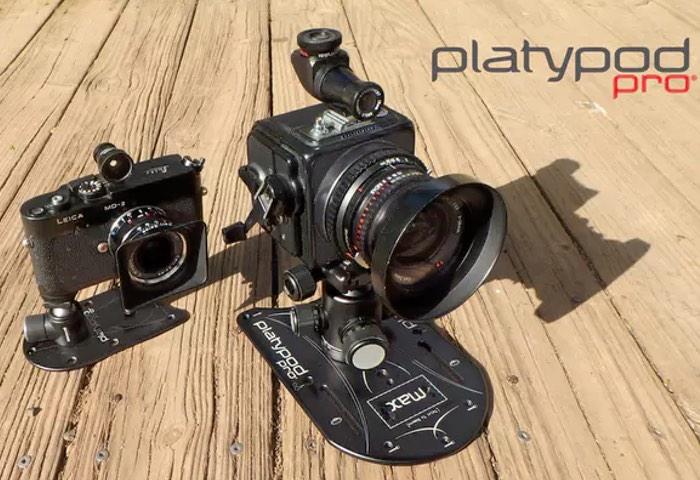 Platypod Pro Max Versatile Mini Camera Tripod