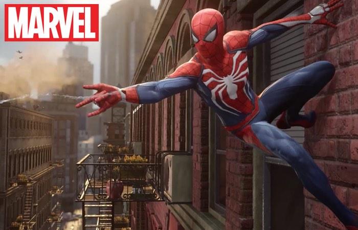 PlayStation 4 Spider-Man E3 2016 Teaser Traile