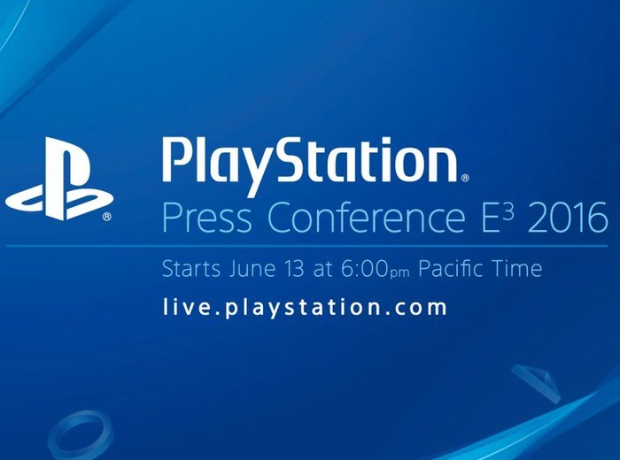 PlayStation E3 2016 Press Conference