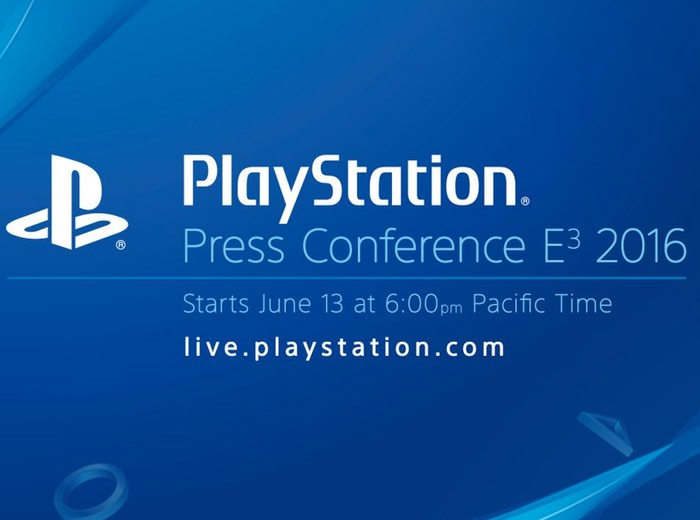 PlayStation E3 2016 Press Conference