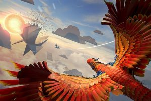 PlayStation VR Game, How We Soar Reveal Trailer (video)