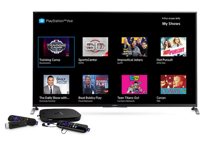 PlayStation Vue Lands On Android Next Week