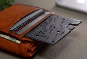 Smartphone Credit Card Sized Pocket Tripod (video)