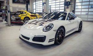 Porsche 911 Carrera S Endurance Racing Edition Announced