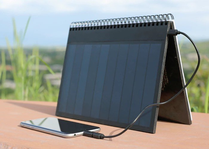 PowerBook Solar Charger