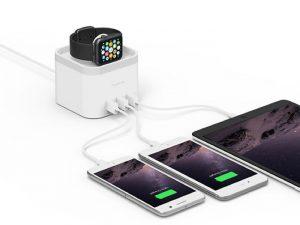 PowerTime Apple Watch Charging Dock, Save 20%
