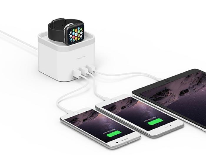 PowerTime Apple Watch Charging Dock