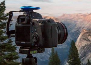 Pulse Smartphone Controlled Camera Remote (video)