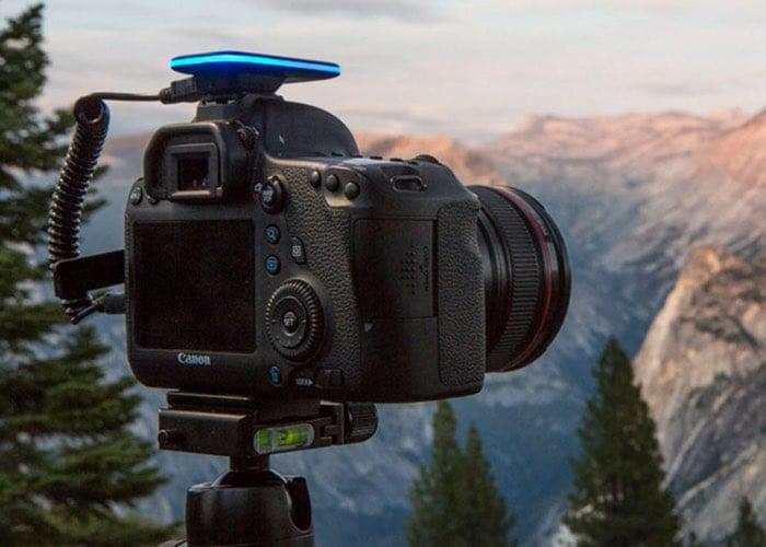 Pulse Smartphone Controlled Camera Remote