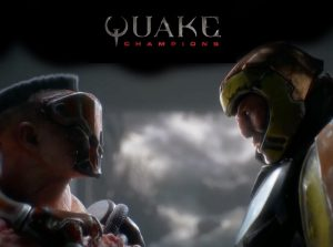 Quake Champions E3 Reveal Trailer (video)
