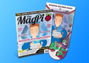 Raspberry Pi MagPi Astro Pi Special Magazine Now Available