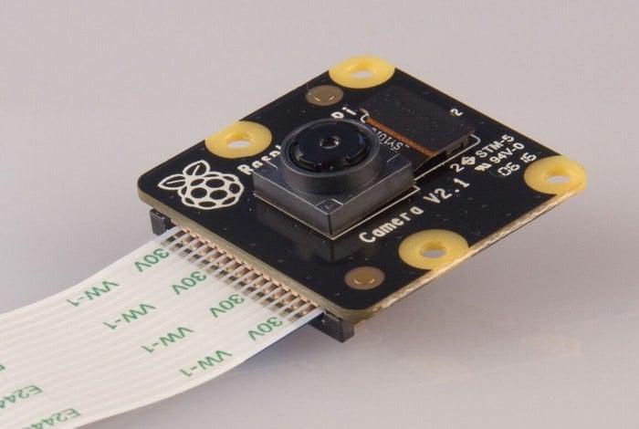 Raspberry Pi Noir Camera 2.1