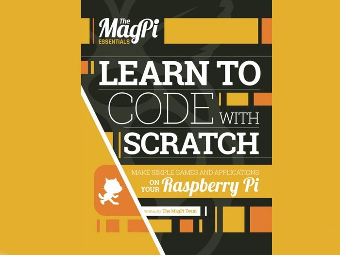 Raspberry Pi Releases Free Learn To Code With Scratch e-Book