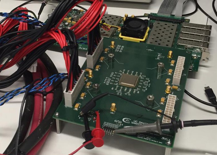 Researchers Build KiloCore 1,000 Core Processor