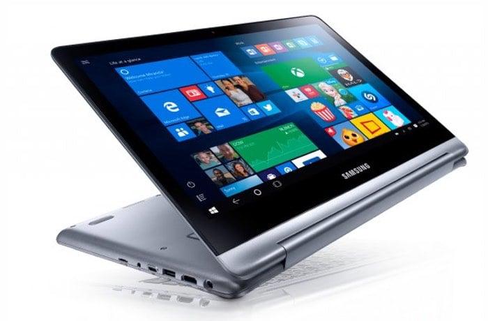 Samsung Notebook 7 Spin Convertible Notebook