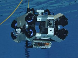 Scubo Robot Designed For Underwater Exploration Unveiled (video)