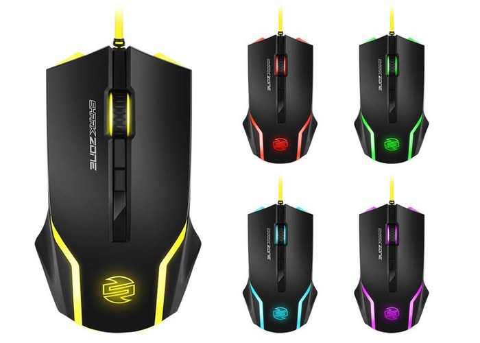 Sharkoon Shark Zone GK15 Gaming Kit