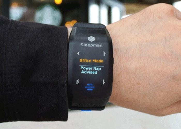 Sheepman Wearable Sleep Monitor Alerts You Of Fatigue