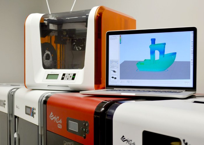 Simplify3D 3.1 Adds 30 More Compatible Printers