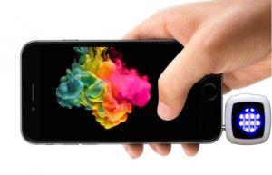 ReveaLED II Smartphones Night Vision UV Flash Light (video)