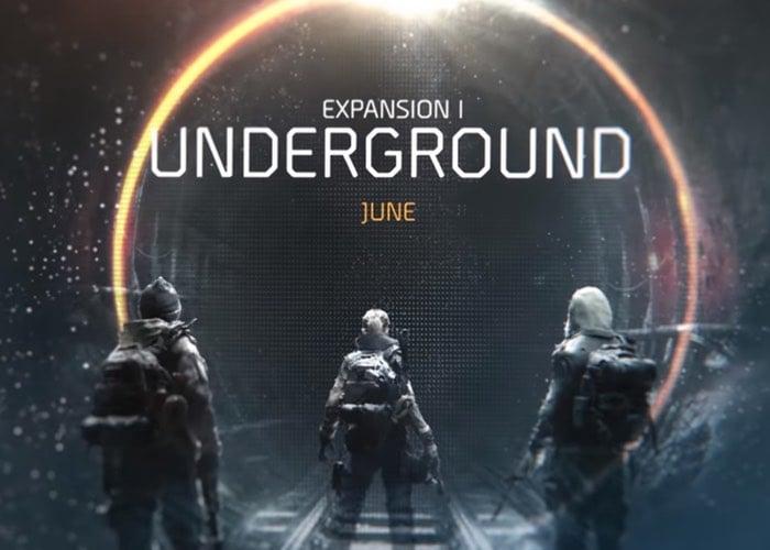 The Division Underground