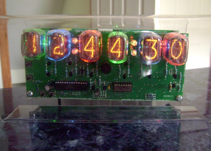 Nixie Clock Kit