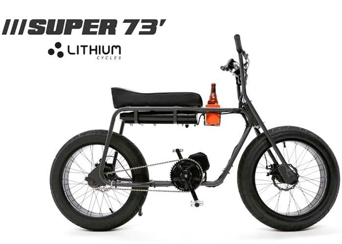 the super 73 1000 watt electric bike hits kickstarter. Black Bedroom Furniture Sets. Home Design Ideas