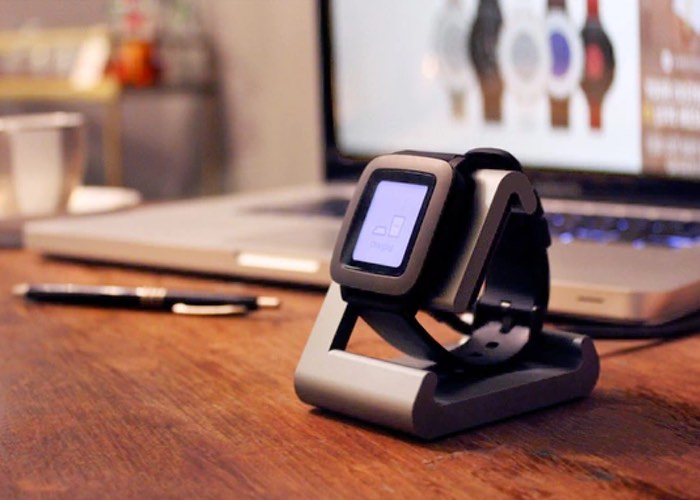 TimeDock Pebble 2 And Time 2 Charging Dock