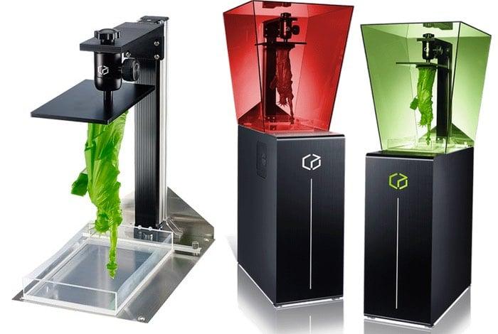 Titan 2 DLP SLA 3D Printer