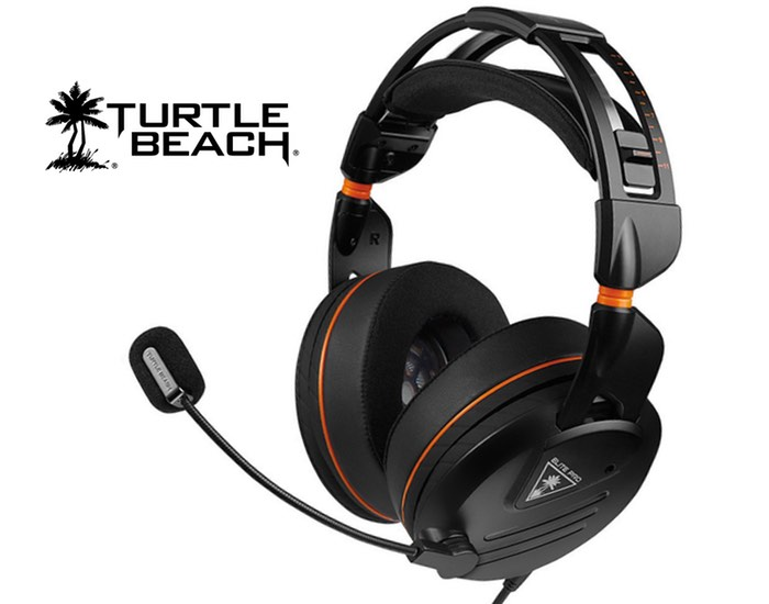 Turtle Beach Elite Pro Line Of Gaming Audio Gear