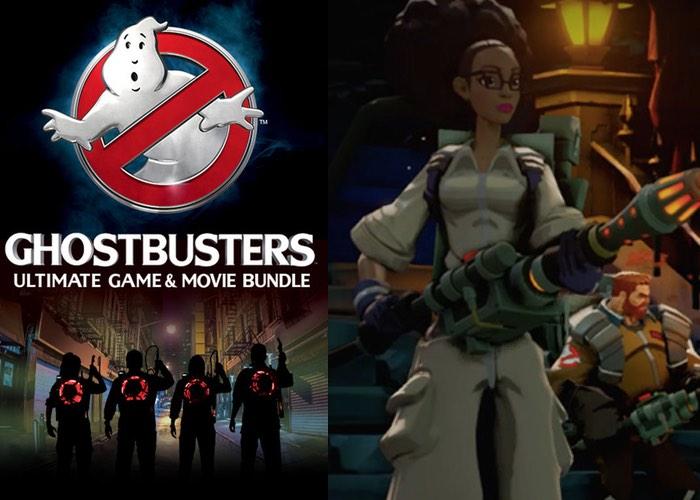 Ultimate Ghostbusters Bundle
