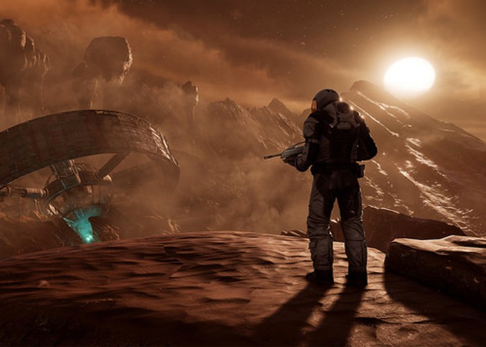 New Virtual Reality Shooter Farpoint