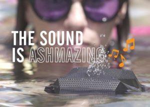Waterproof Wireless Daisy Chain Speaker Hits Kickstarter (video)