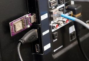 WiThumb Internet Of Things Wireless Development Board (video)