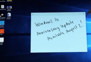 Windows 10 Anniversary Update Arrives August 2nd With New Cortana Features And More