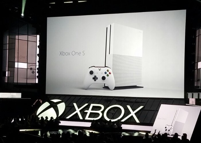 Xbox One S First Look