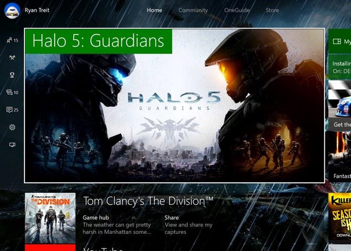 Xbox Update Summer 2016 Details