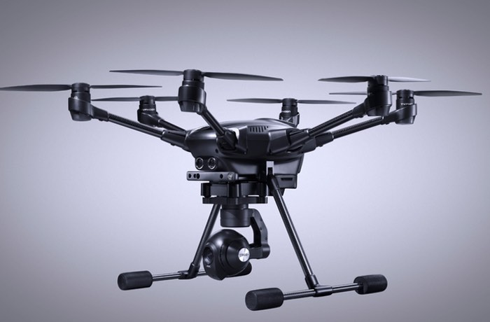 Yuneec 3D Sensing Drone
