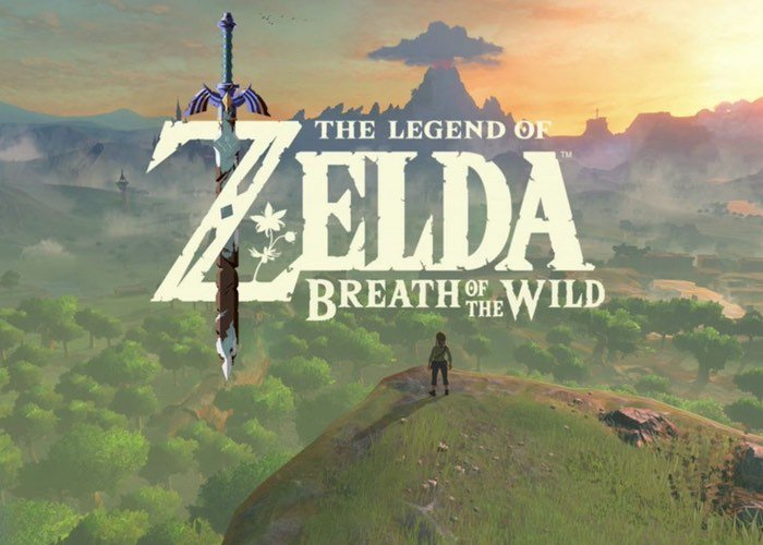 Zelda Breath of the Wild Performance